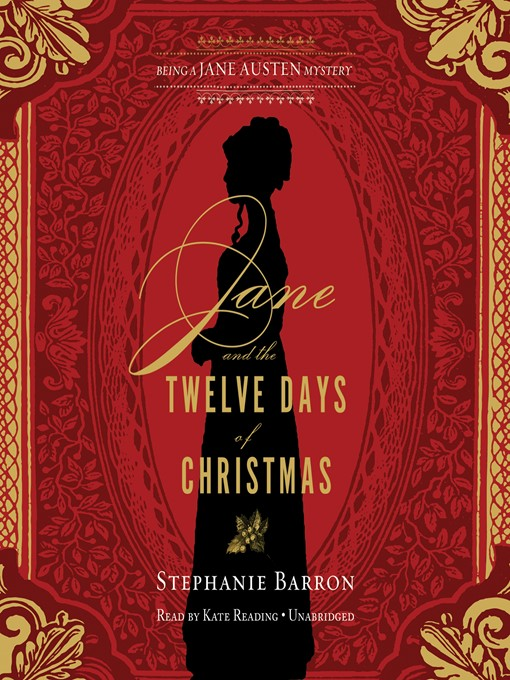Title details for Jane and the Twelve Days of Christmas by Stephanie Barron - Wait list