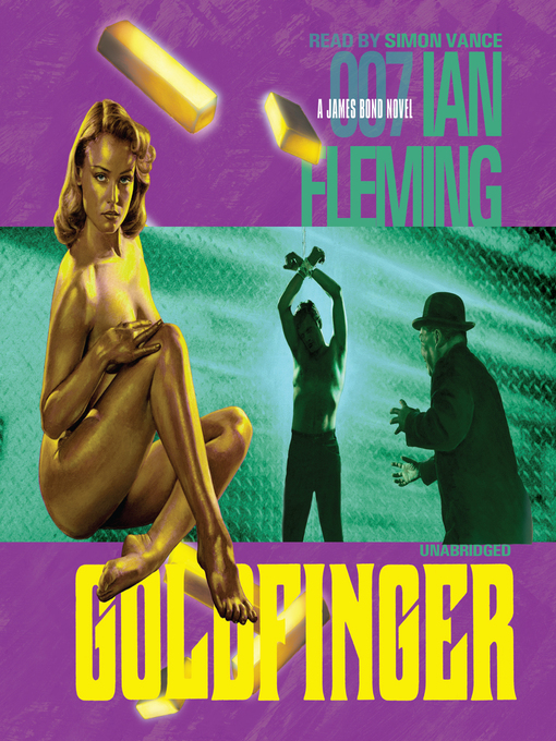 Title details for Goldfinger by Ian Fleming - Available