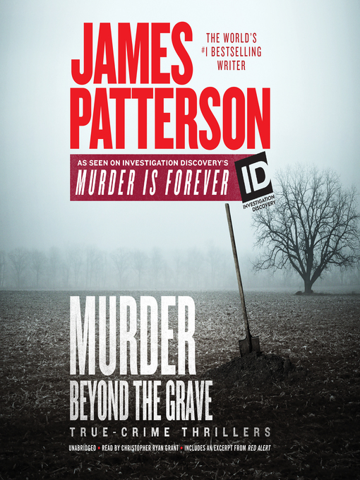 Title details for Murder beyond the Grave by James Patterson - Wait list