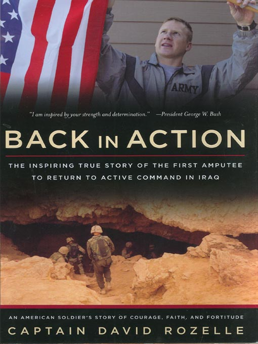 Title details for Back in Action by David Rozelle - Available