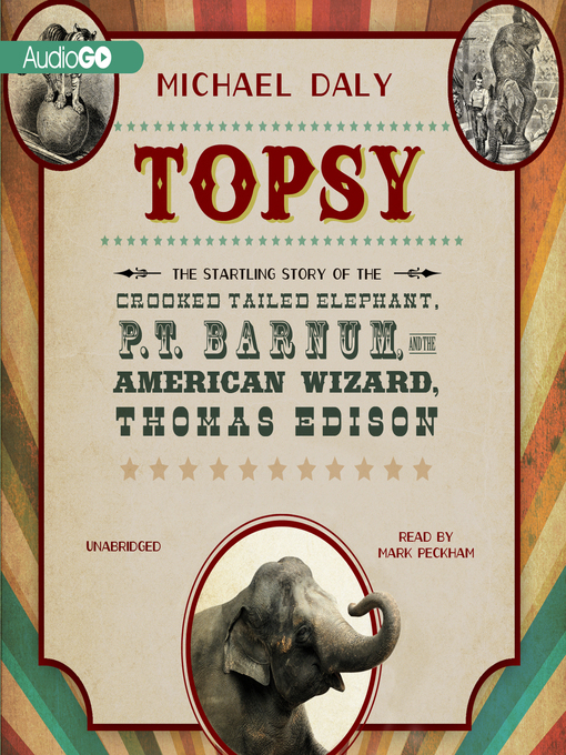 Title details for Topsy by Michael Daly - Available