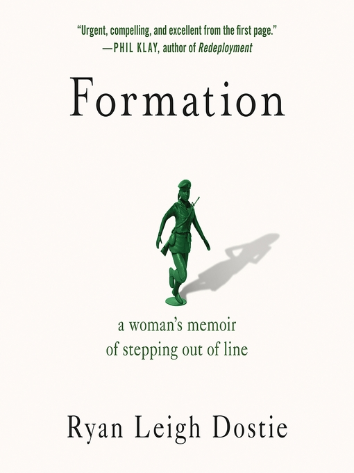Title details for Formation by Ryan Leigh Dostie - Available