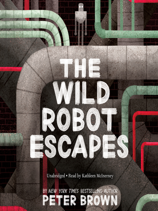 Cover of The Wild Robot Escapes