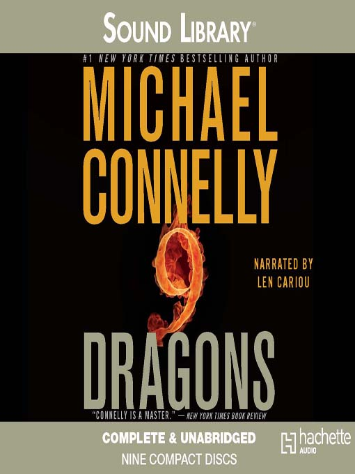 Title details for Nine Dragons by Michael Connelly - Wait list