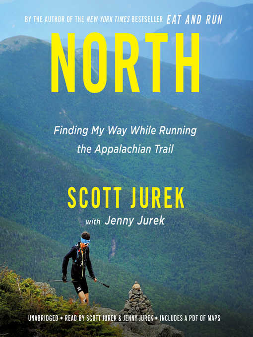 Title details for North by Scott Jurek - Available