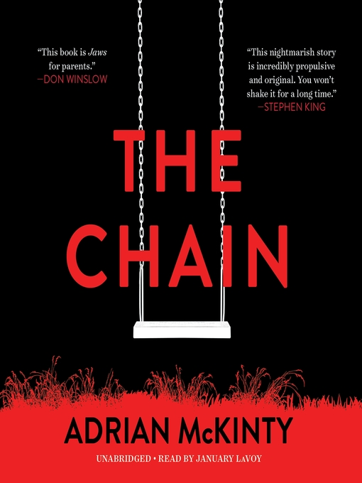 Title details for The Chain by Adrian McKinty - Available