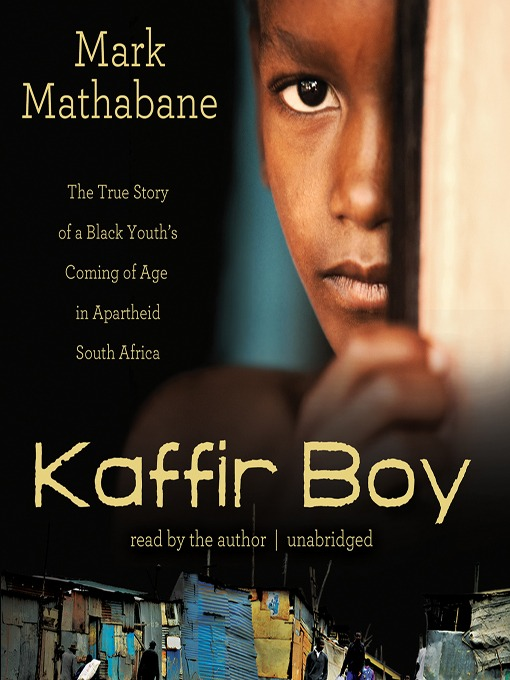 Title details for Kaffir Boy by Mark Mathabane - Available