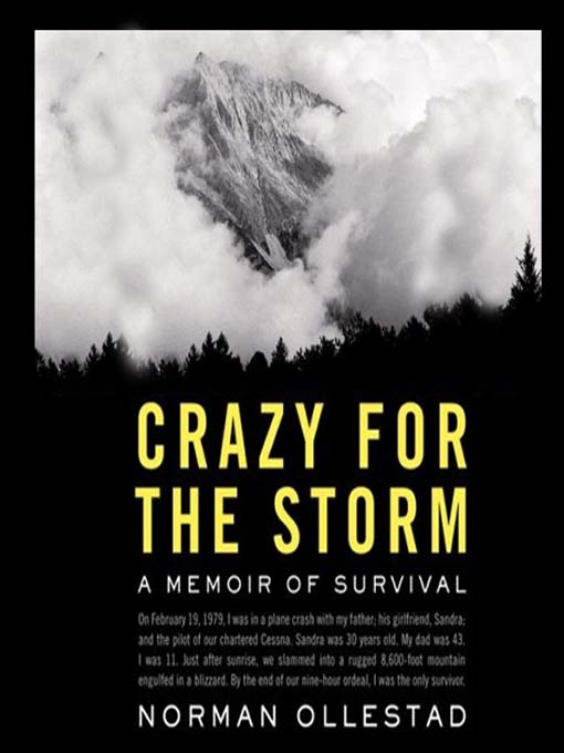 Title details for Crazy for the Storm by Norman Ollestad - Wait list