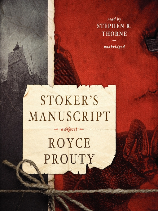 Title details for Stoker's Manuscript by Royce Prouty - Available