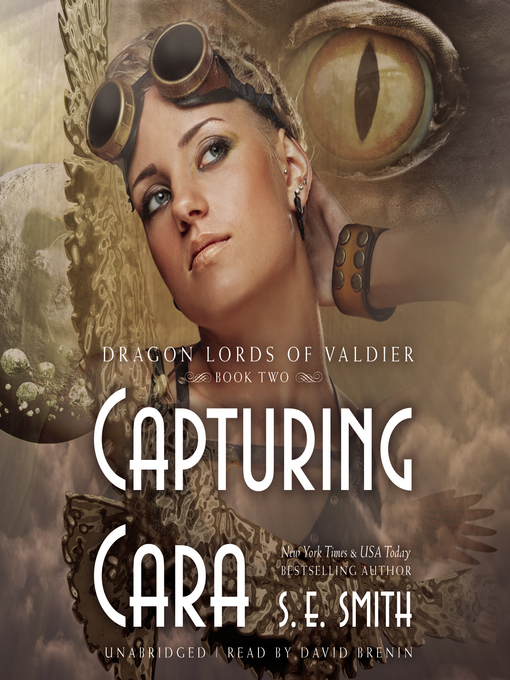 Title details for Capturing Cara by S.E. Smith - Available