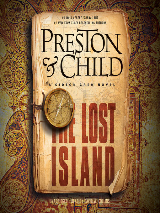 Title details for The Lost Island by Douglas Preston - Available