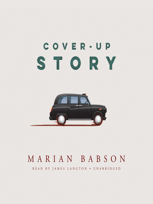 Title details for Cover-Up Story by Marian Babson - Available