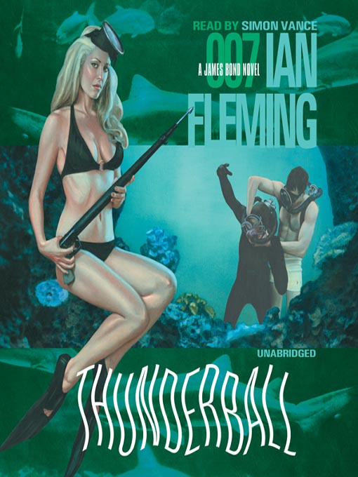 Title details for Thunderball by Ian Fleming - Available