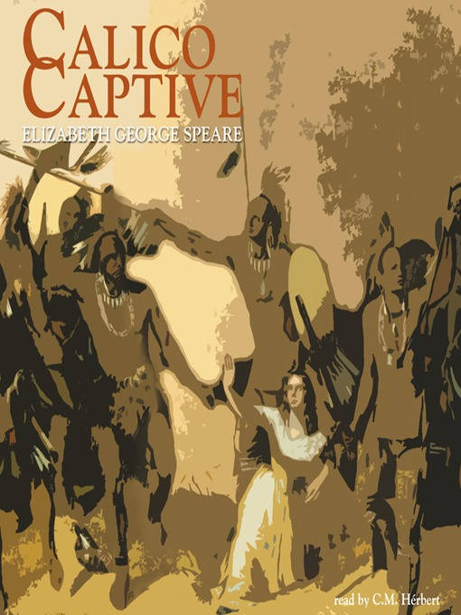 Cover image for Calico Captive