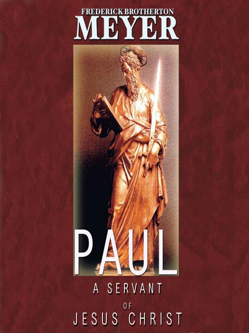 Title details for Paul by Frederick Brotherton Meyer - Available