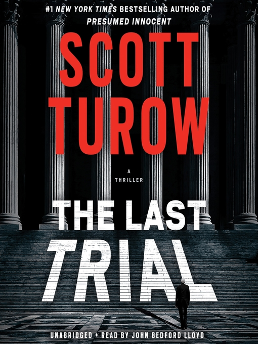 Title details for The Last Trial by Scott Turow - Available