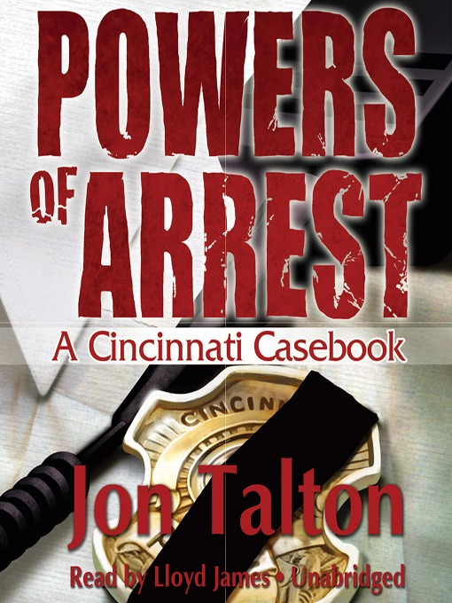 Title details for Powers of Arrest by Jon Talton - Available