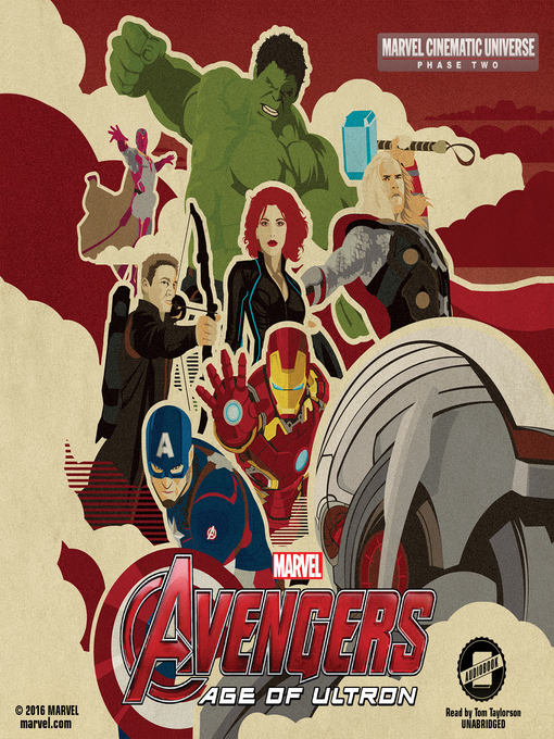 Cover of Phase Two: Marvel's Avengers: Age of Ultron
