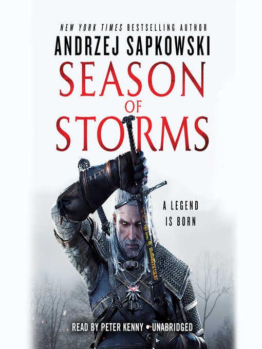 andrzej sapkowski season of storms epub