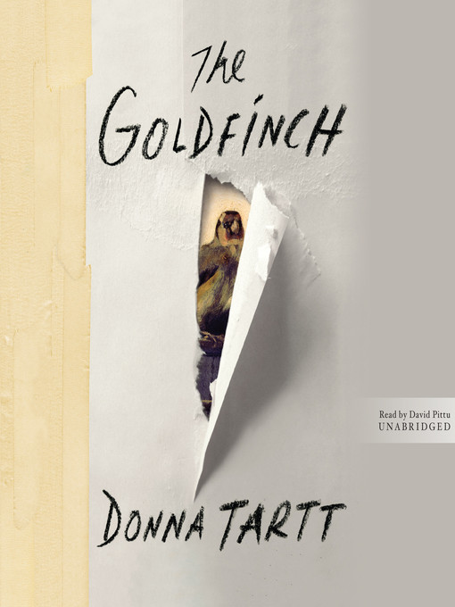 Title details for The Goldfinch by Donna Tartt - Wait list