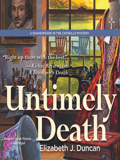 Title details for Untimely Death by Elizabeth J. Duncan - Available