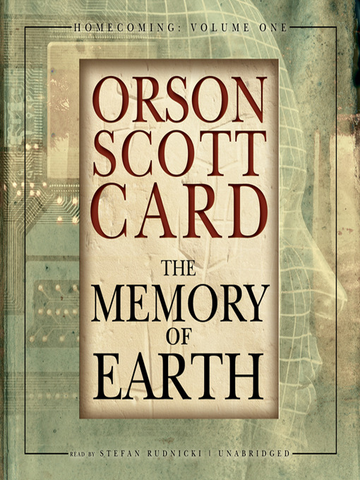Title details for The Memory of Earth by Orson Scott Card - Available