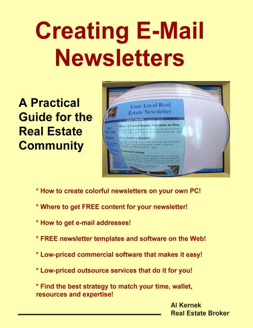Title details for Creating E-Mail Newsletters by Al Kernek - Available