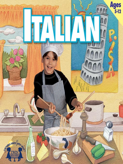 Title details for Italian by Twin Sisters Productions - Available