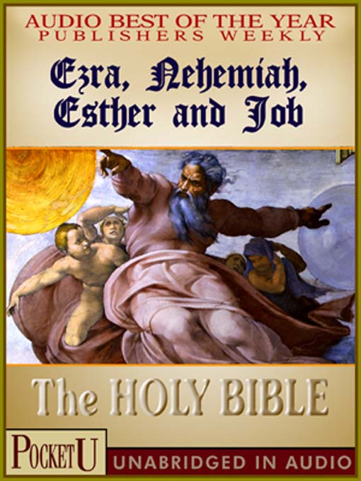 Title details for Ezra, Nehemiah, Esther and Job by King James Version - Available