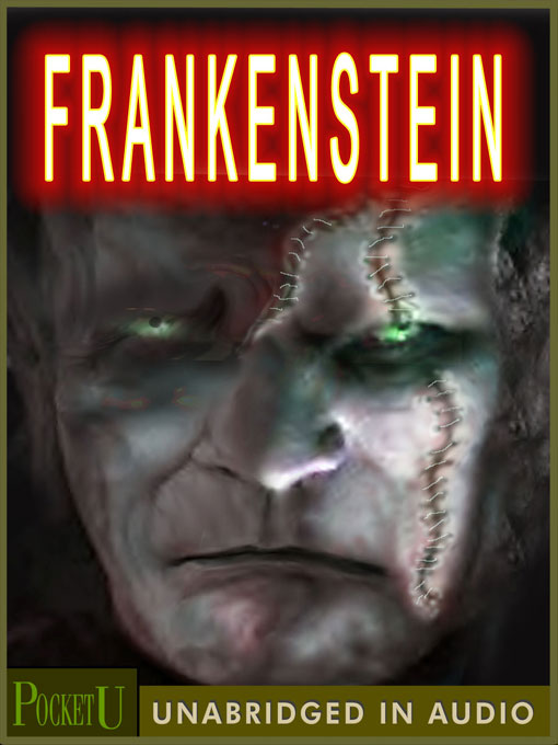 Cover image for Frankenstein