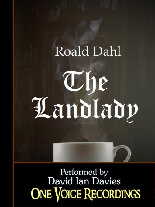 the landlady by roald dahl audiobook
