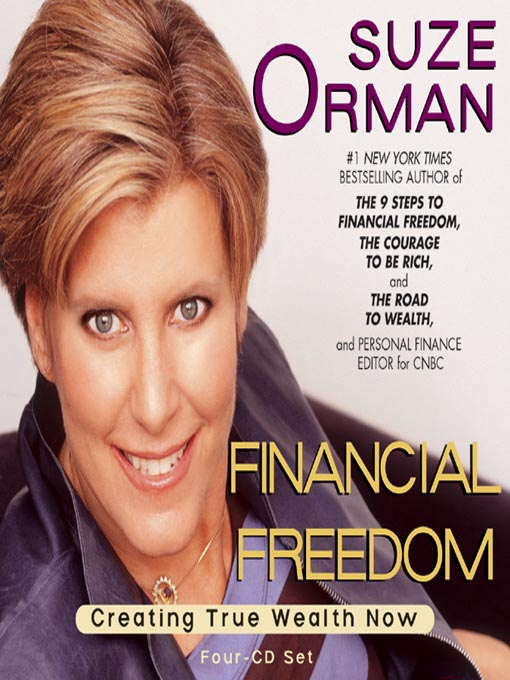 Title details for Financial Freedom by Suze Orman - Wait list