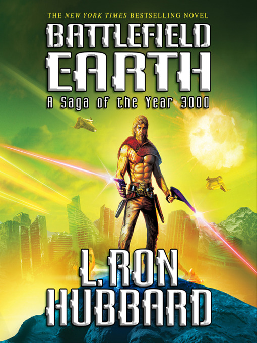 Title details for Battlefield Earth by L. Ron Hubbard - Available