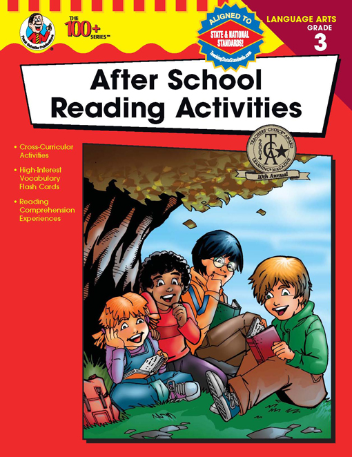 Title details for After School Reading Activities, Grade 3 by School Specialty Publishing - Available