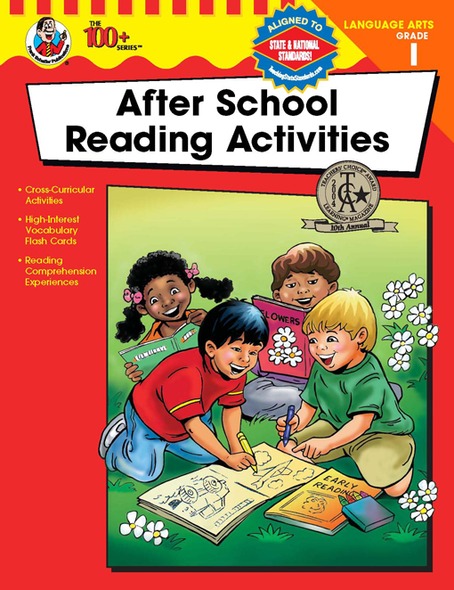 Kids - After School Reading Activities, Grade 1 - Digital Library Of  Illinois - OverDrive