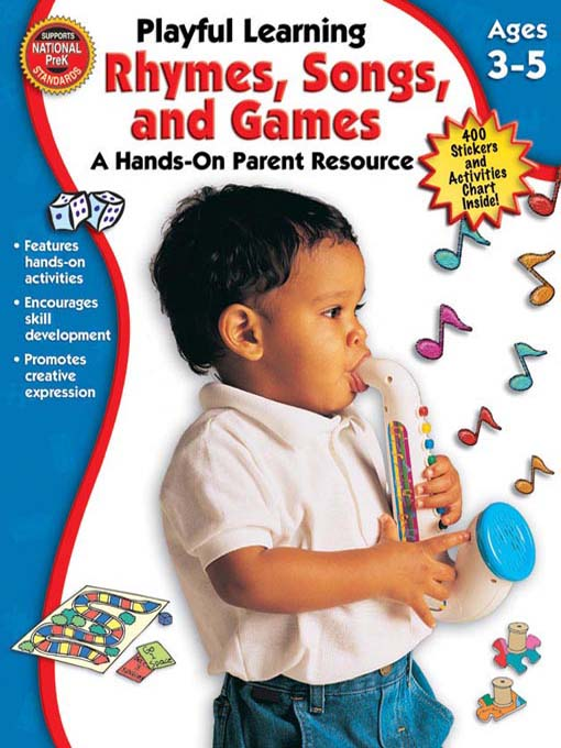 Title details for Rhymes, Songs, and Games by School Specialty Publishing - Available