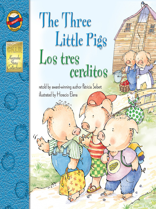 Title details for The Three Little Pigs by Patricia Seibert - Available