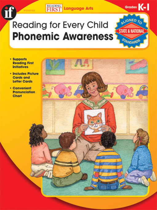 Title details for Phonemic Awareness, Grades K - 1 by Anne L. Steele - Available