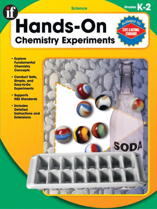 Title details for Hands-On Chemistry Experiments, Gr. K - 2 by Wendi Silvano - Available