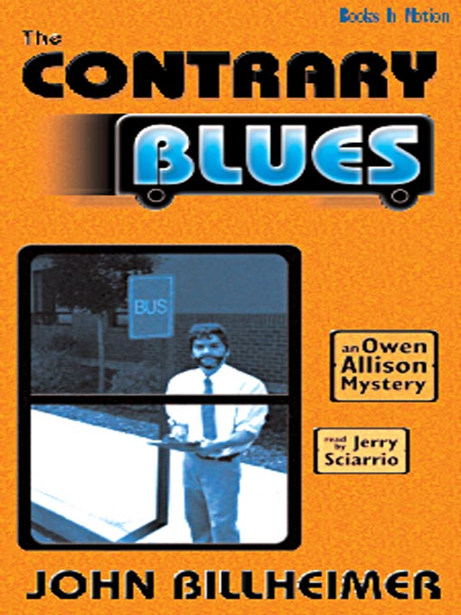 Title details for The Contrary Blues by John Billheimer - Available