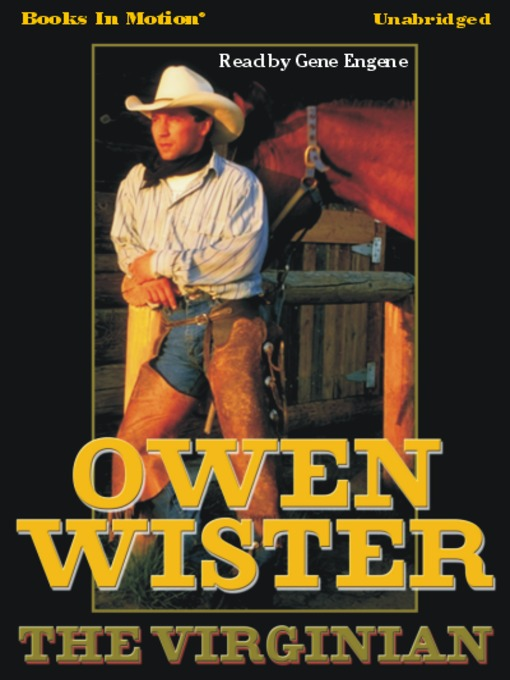 Title details for The Virginian by Owen Wister - Available