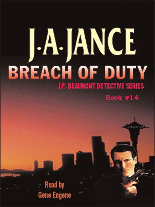 Title details for Breach of Duty by J. A. Jance - Available