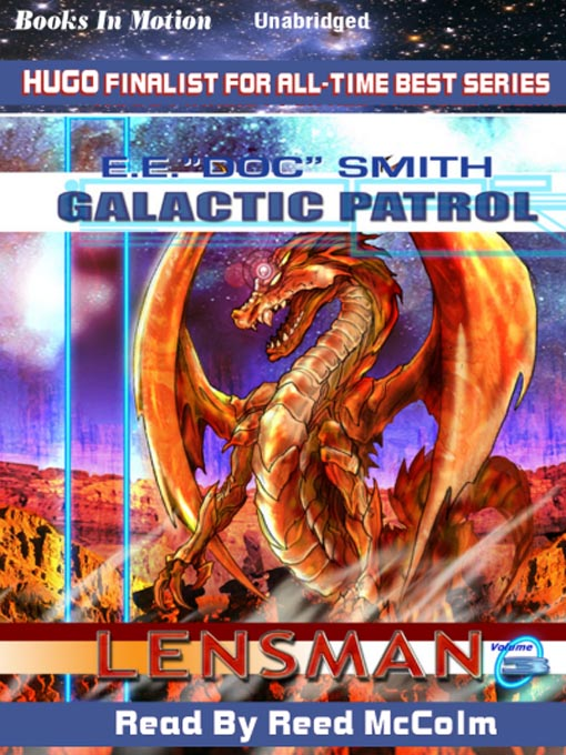 "Title details for Galactic Patrol by E.E. ""Doc"" Smith - Wait list"