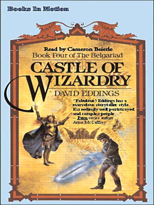 Title details for Castle of Wizardry by David Eddings - Available