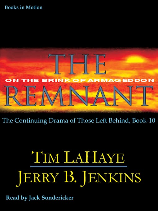 Title details for The Remnant by Tim LaHaye - Available