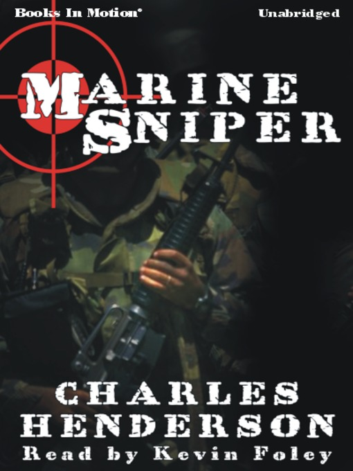 Title details for Marine Sniper by Charles Henderson - Available