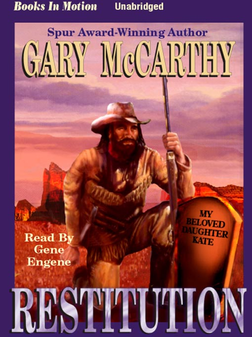 Title details for Restitution by Gary McCarthy - Available