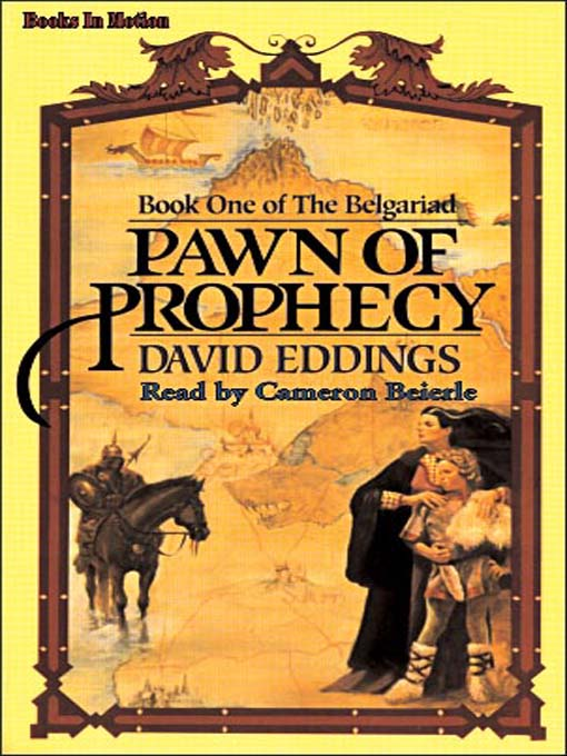 Title details for Pawn of Prophecy by David Eddings - Available