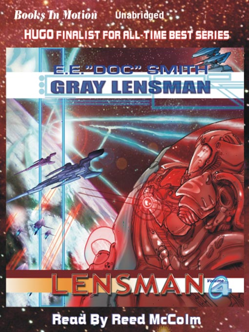 "Title details for Gray Lensman by E.E. ""Doc"" Smith - Available"