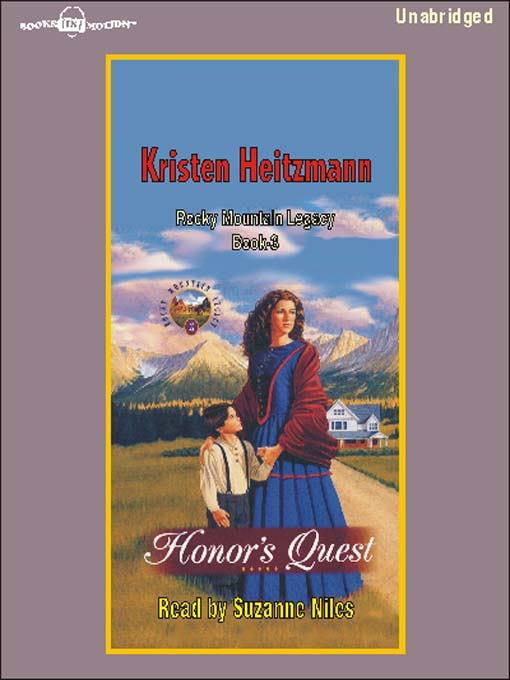 Title details for Honor's Quest by Kristen Heitzmann - Available